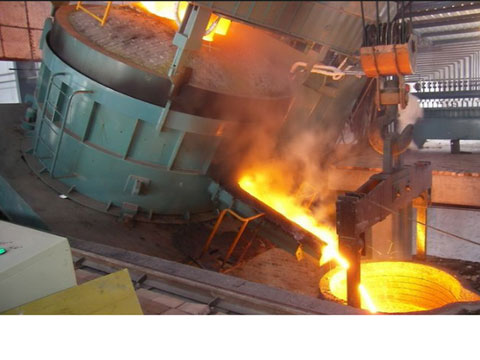 Electric Arc Furnace For Steelmaking