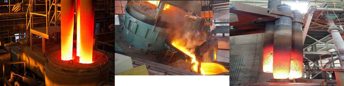 Graphite Electrode For Arc Furnace Steelmaking