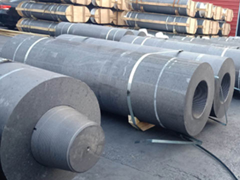Graphite Electrode In RS Manufacturer