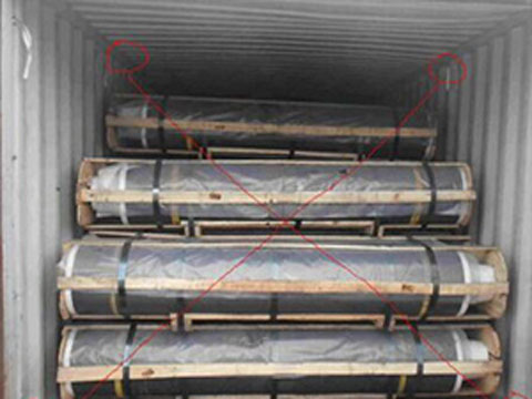 Graphite Electrode Transportation