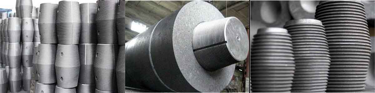 Graphite Electrode With Nipple Sales In RS