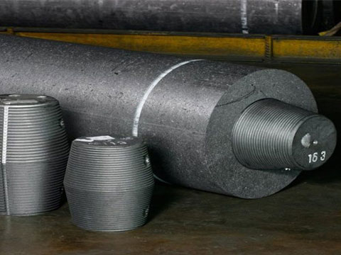 Graphite Electrodes With Nipple Sales From RS Factory