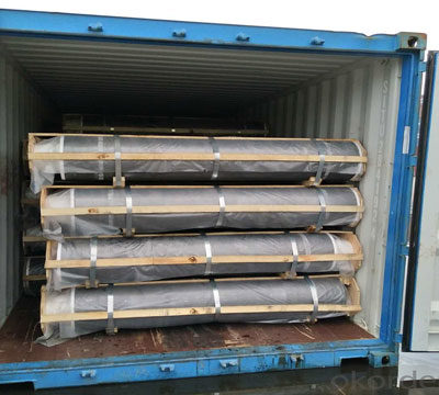 HP Graphite Electrode Transporation From Rongsheng Factory