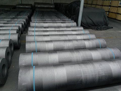 High Quality Graphite Electrodes For Sale In Rongsheng