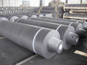 UHP Graphite Electrode For Sale In Rongsheng Manufacturer