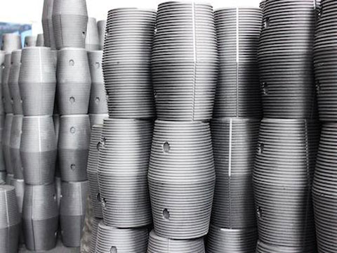 Various Graphite Electrode Nipples From Rongsheng Company