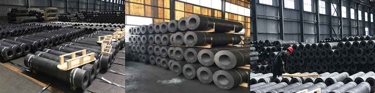 Various Graphite Electrode Sales In Rongsheng Company
