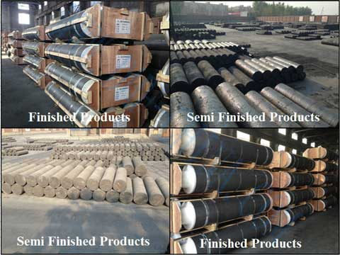 Various Graphite Electrodes For Sale From RS Supplier
