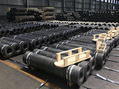 Various High Quality Graphite Electrode Sales From Rongsheng Company
