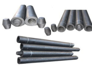 Various Lengths Graphite Electrode For Sale In RS Supplier