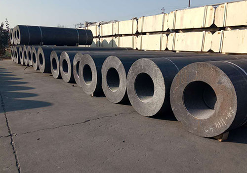 Graphite electrode export